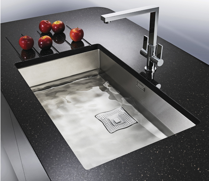 sinks and taps have become a fundemental element in the creative process of designing your dream kitchen - Kitchen Sinks Uk